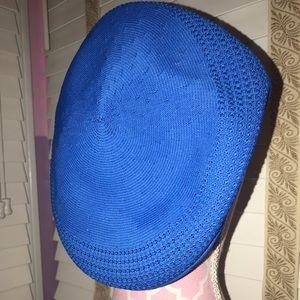 Men kangol blue cap
